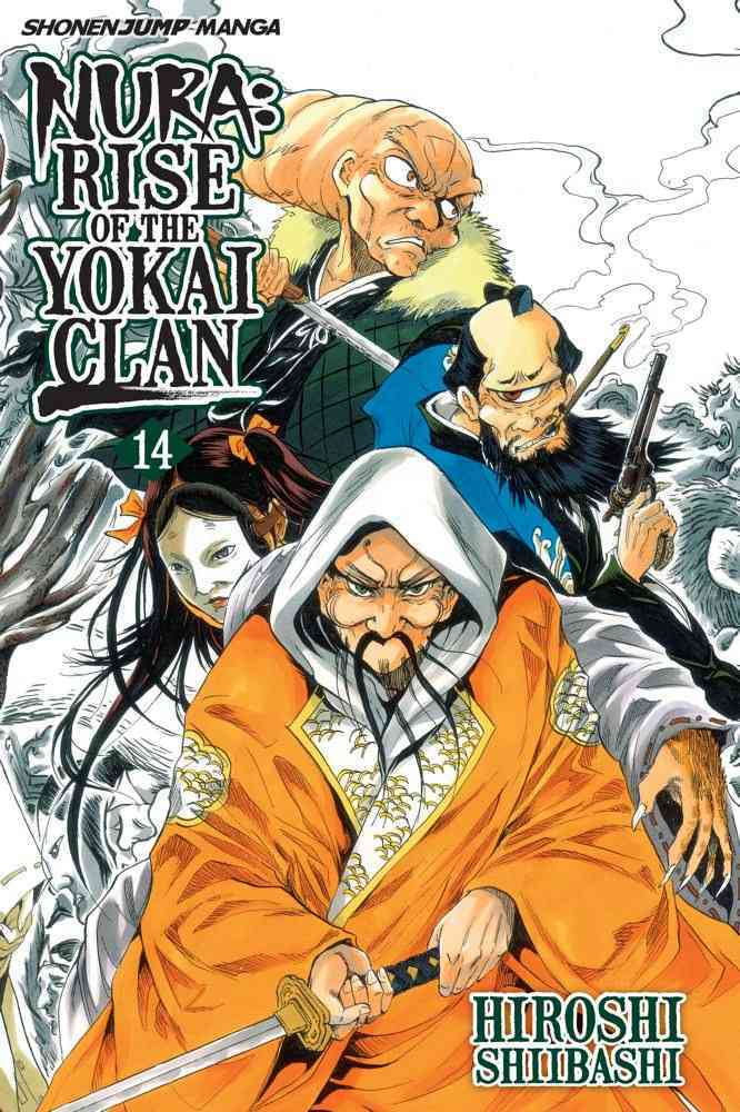 Nura: Rise of the Yokai Clan 14: To Nijo Castle (Paperback)