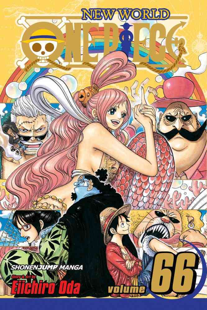 One Piece 66: New World (Paperback)