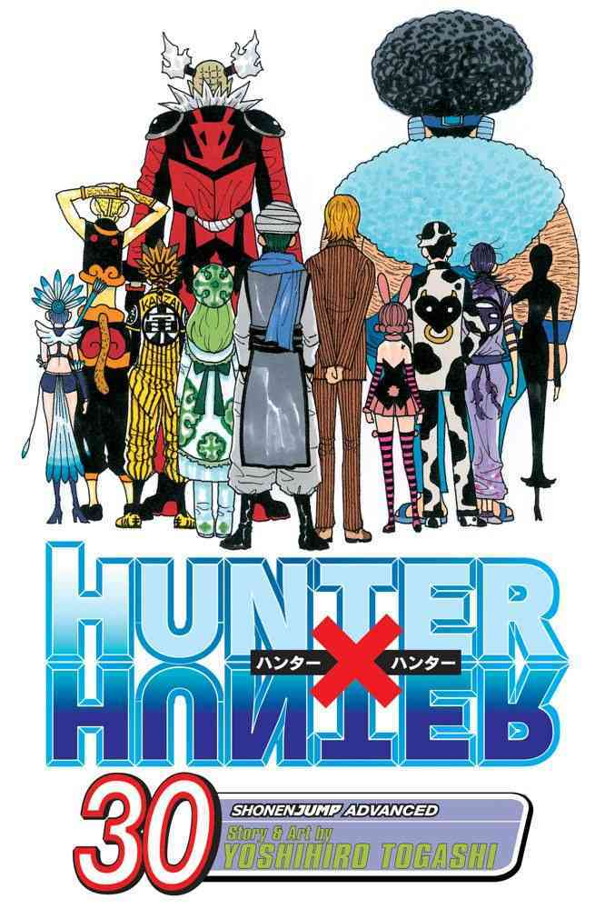Hunter X Hunter 30 (Paperback)