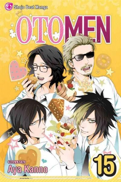 Otomen 15 (Paperback)