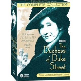 The Duchess of Duke Street: The Complete Collection (DVD)