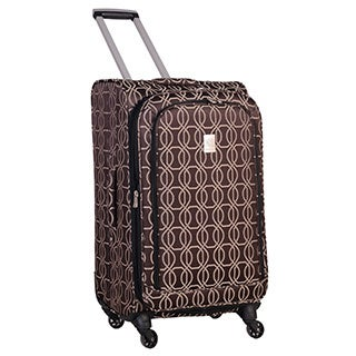 Jenni Chan Links 360 Quattro 21-inch Spinner Upright Suitcase