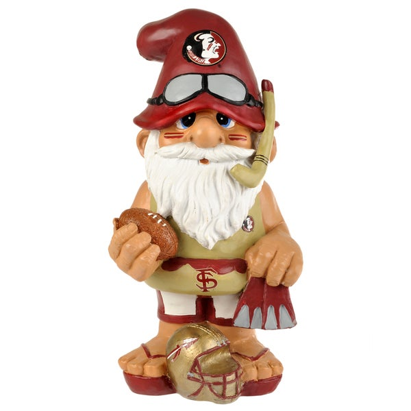 Forever Collectibles Florida State Seminoles Second String Thematic Garden Gnome
