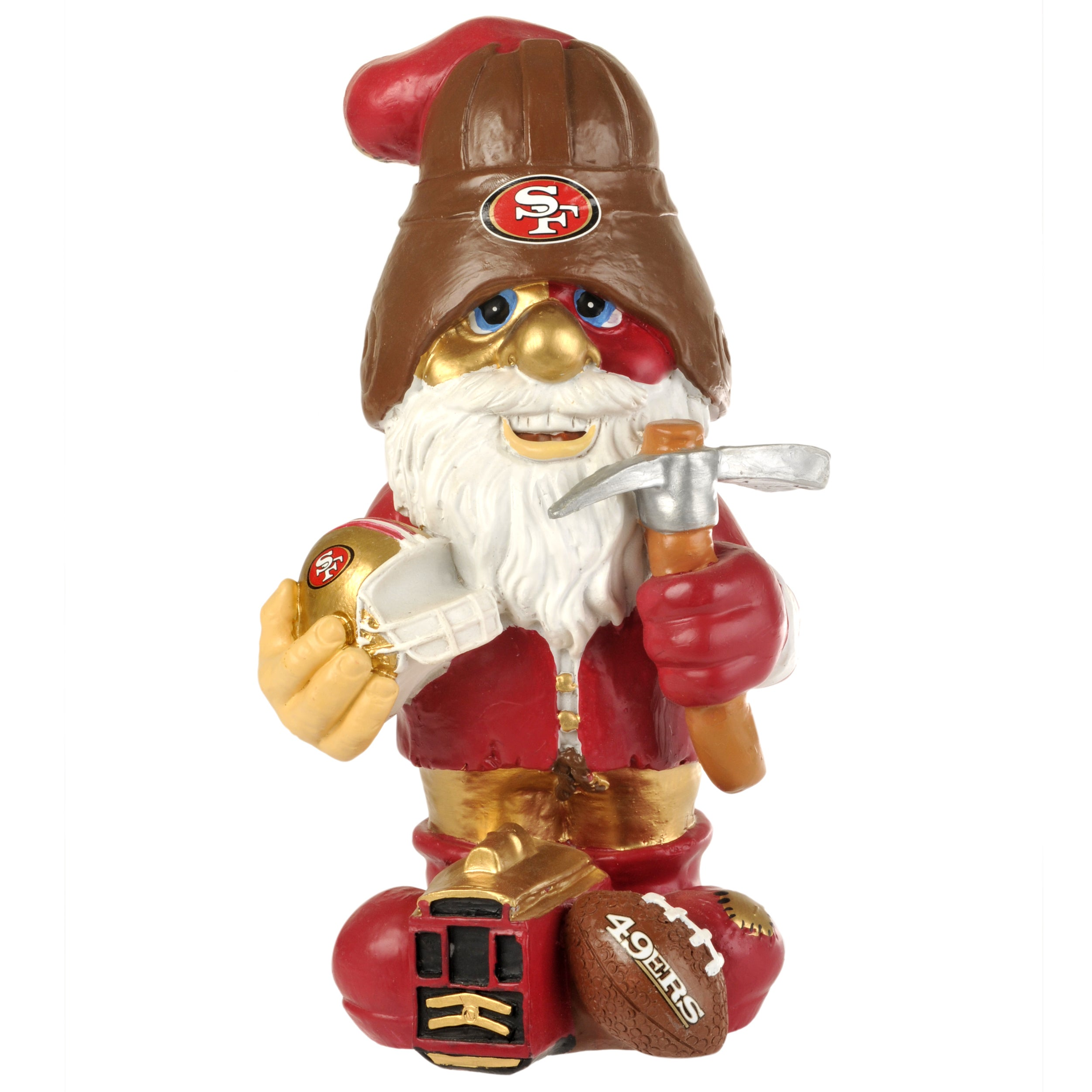 Forever San Francisco 49ers Second String Thematic Gnome ...