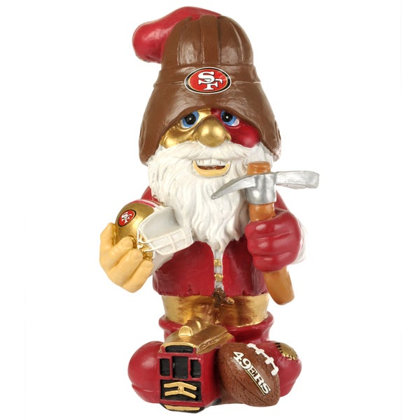 San Francisco 49ers Second String Thematic Gnome