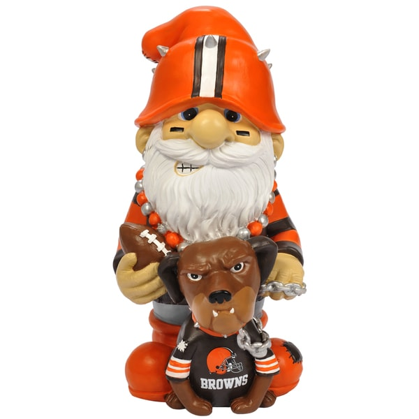 Cleveland Browns Second String Thematic Gnome
