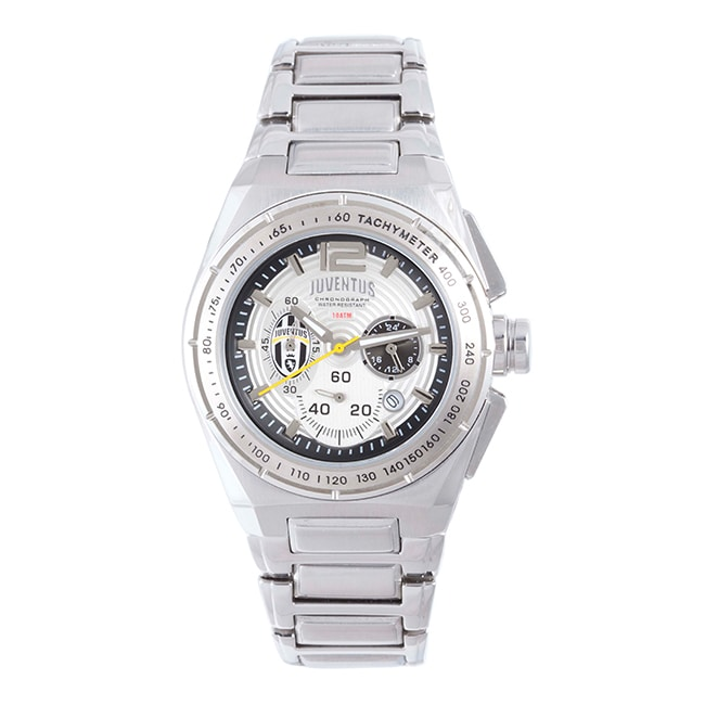 Juventus Men's Stainless Steel Chronograph Watch