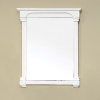 white wood framed bathroom mirrors white wood linen tower free shipping today 24702