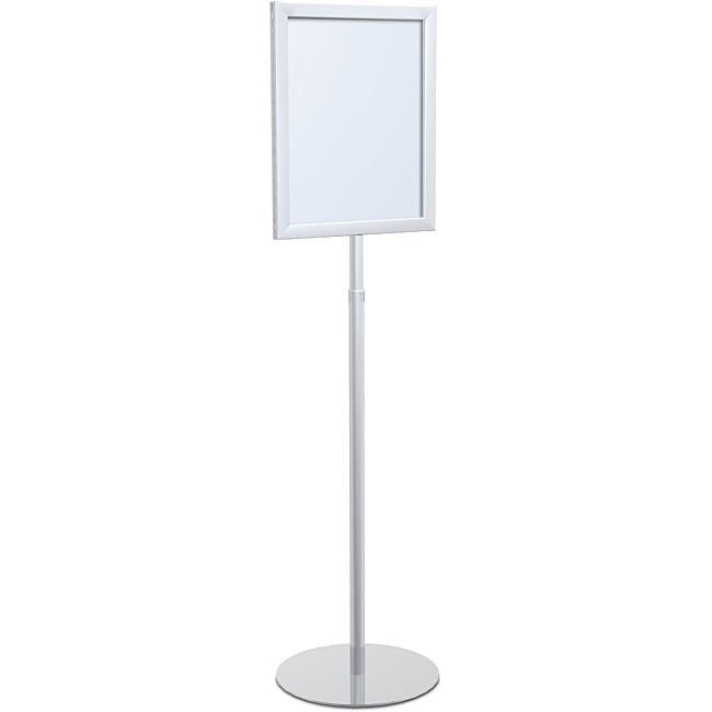 Shop Testrite Perfex Telescopic 11 inch x 17 inch Pedestal Aluminum ...