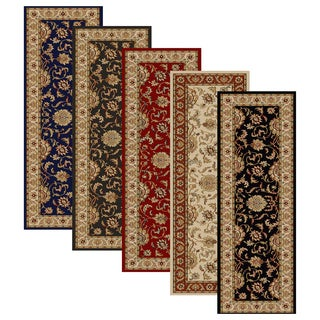 Admire Home Living Amalfi Imperail Area Runner Rug (2' 2 x 7' 7)
