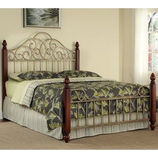 St. Ives King-size Bed by Home Styles