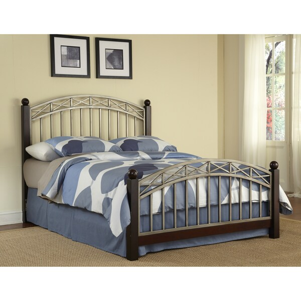 Bordeaux King-size Bed by Home Styles