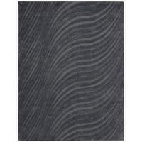 Joseph Abboud Modelo Charcoal Area Rug by Nourison - 4' x 6'