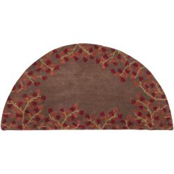 Half Circle Rugs Amp Area Rugs For Less Overstock Com