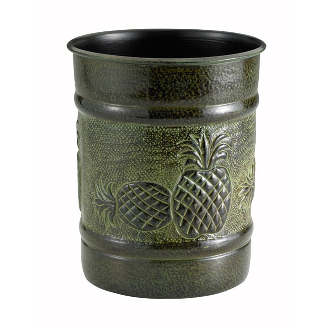 Old Dutch Pina Dark Green Kitchen Tool Caddy