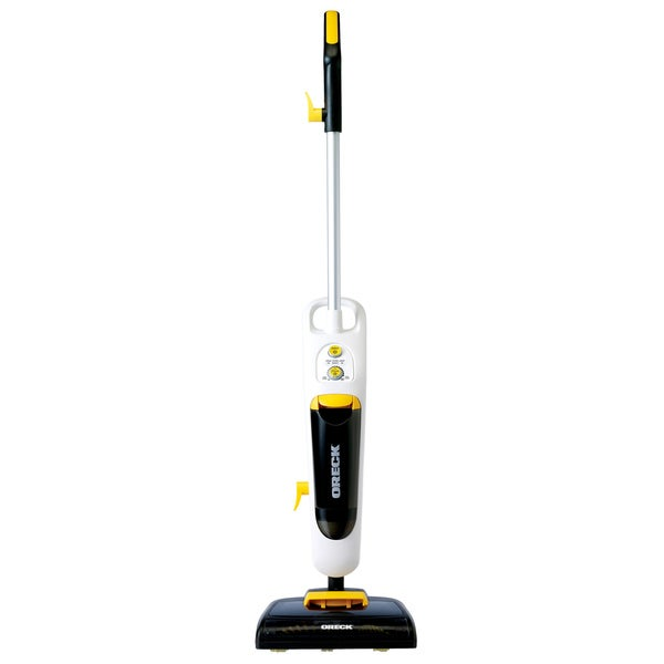 Oreck Grab-It and Steam-It Turbo Broom and Steam Mop