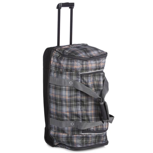 High Sierra 28-inch Wheeled Cargo Upright Duffel Bag