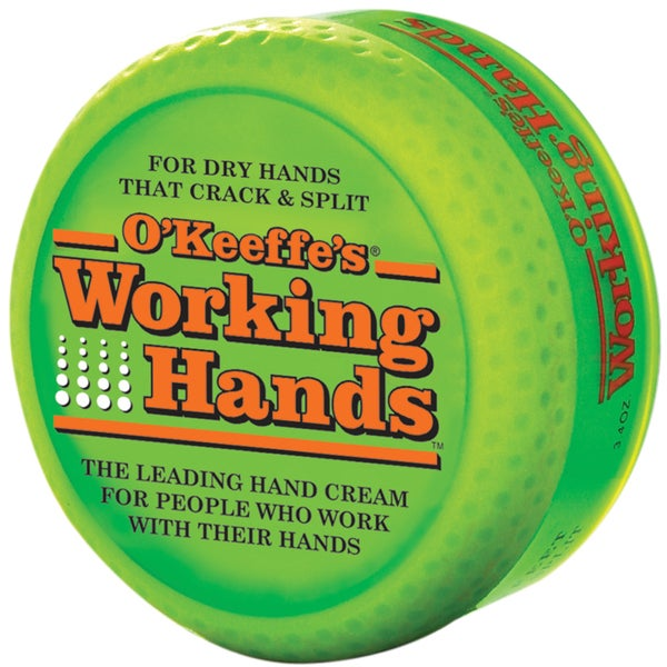 working hands cream o keeffe s working 3 4 ounce odorless concentrated 10710