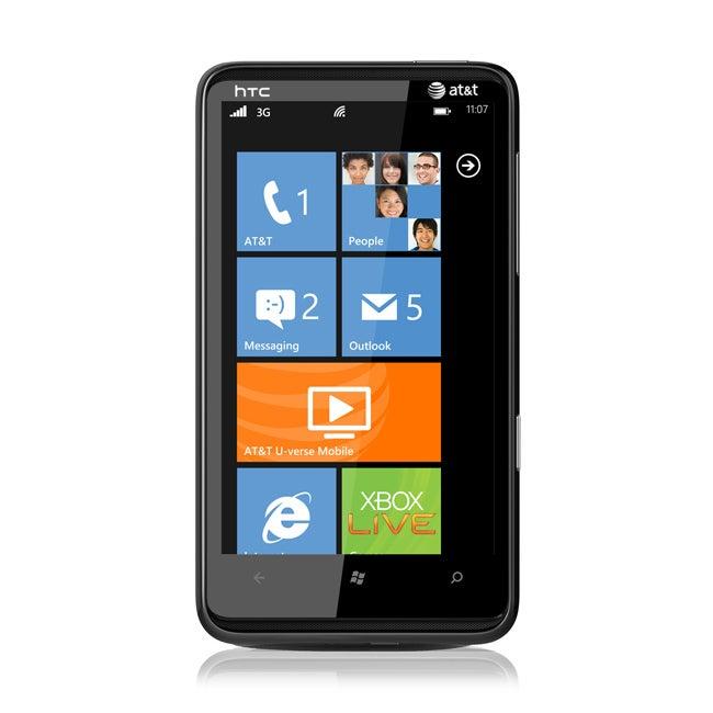 HTC HD7 S Windows 7 GSM Unlocked Cell Phone