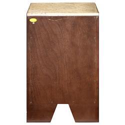 Kashmir Gold Granite Stone Top Bathroom Vanity - Thumbnail 2