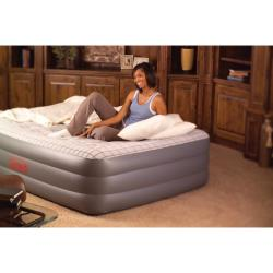 Coleman Premium QuickBed Queen-size Air Bed with Built-In Pump