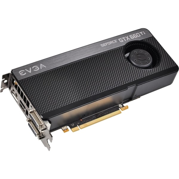 EVGA GeForce GTX 660 Ti Graphic Card - 915 MHz Core - 2 GB GDDR5 - PC