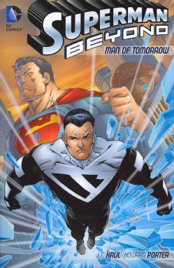 Superman Beyond: Man of Tomorrow (Paperback)
