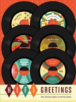 Hi-fi Greetings (Cards)