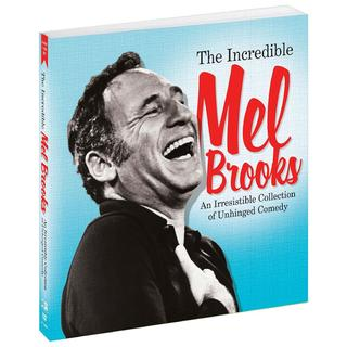 The Incredible Mel Brooks: An Irresistible Collection of Unhinged Comedy (DVD)