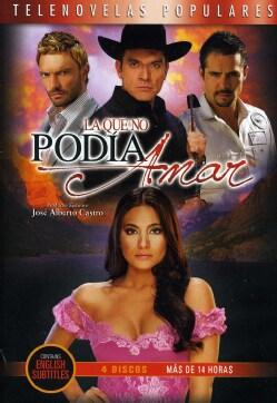 La Que No Podia Amar (DVD)