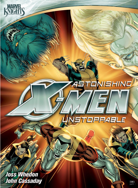 Marvel Knights: Astonishing X-Men: Unstoppable (DVD)