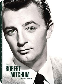 The Robert Mitchum Film Collection (DVD)