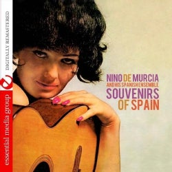 NINO DE MURCIA & HIS SPANISH ENSEMBLE - SOUVENIRS OF SPAIN