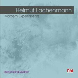 HELMUT LACHENMANN - LACHENMANN: MODERN EXPERIMENTS
