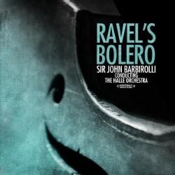 SIR JOHN BARBIROLLI CONDUCTING THE HALLE ORCHESTRA - RAVEL'S BOLERO