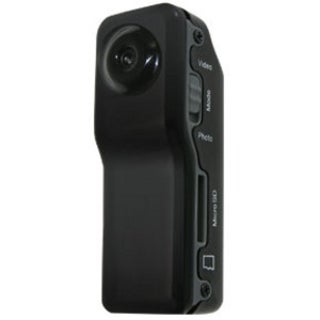 Night Owl CS-MINI-DVR-4GB Digital Camcorder - CMOS - SD - Black