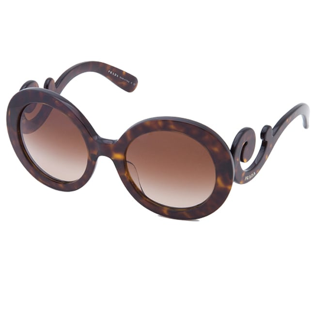 Prada Baroque Sunglasses Review  prada pr 27ns 2au6s1 tortoise minimal baroque special edition