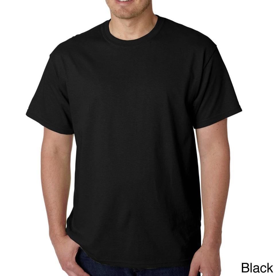 fast delivery marketable latest releases Men's 100 Percent Cotton Crew-Neck T-Shirt