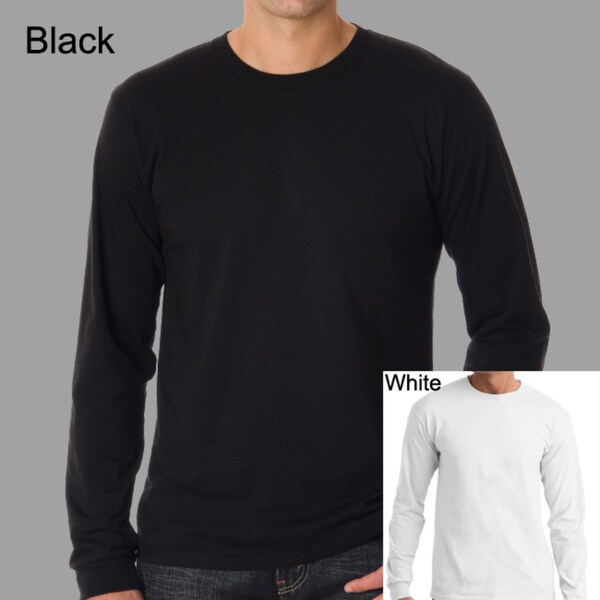 Men's 100-percent Cotton T-shirt