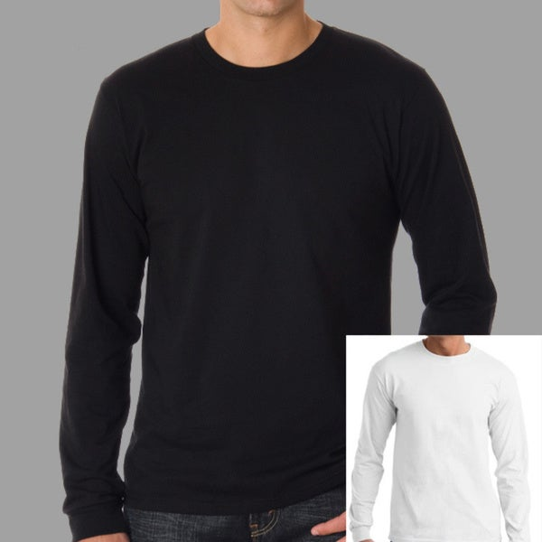 14e0970a2935 Shop Men's 100-percent Cotton T-shirt - Free Shipping On Orders Over $45 -  Overstock - 7022133