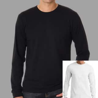 Men's 100-percent Cotton T-shirt|https://ak1.ostkcdn.com/images/products/7022133/P14527873.jpg?impolicy=medium