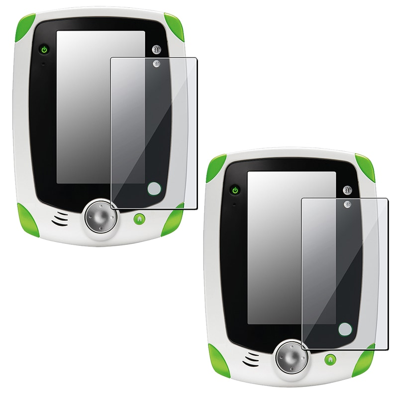 INSTEN Clear Screen Protector for LeapFrog LeapPad (Pack of 2) - Thumbnail 0