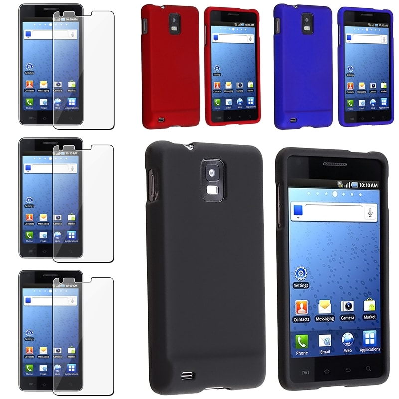 Snap-on Cases/ Screen Protectors for Samsung Infuse 4G - Thumbnail 0