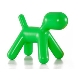 Zuo Modern Green Pup Children's Chair