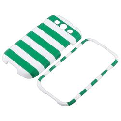 Green Case/ Protector/ Car Mount for Samsung Galaxy S III/ S3