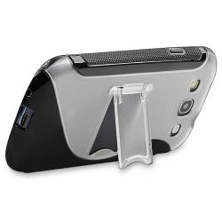 Case with Stand/ Protector/ Car Mount for Samsung Galaxy S III/ S3 - Thumbnail 1