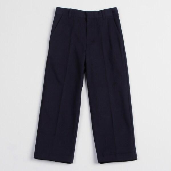 French Toast Boy's School Uniform Pants Size 12 (Set of 2)