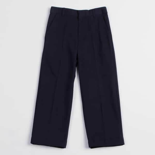 268507f0eb Shop French Toast Boy's School Uniform Flat Front Pant Size 14 (Set ...