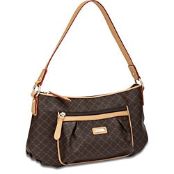Rioni Signature Brown 'The Rue' Bag