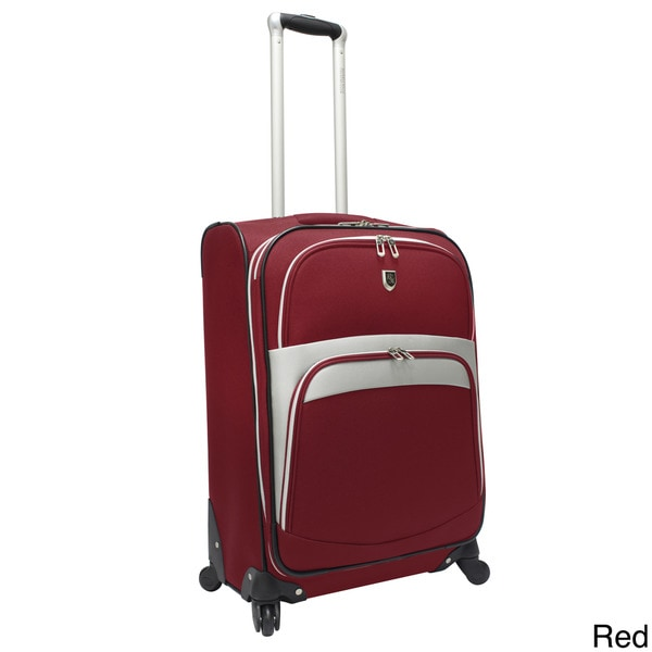 Beverly Hills Country Club 25-inch Expandable Spinner Luggage